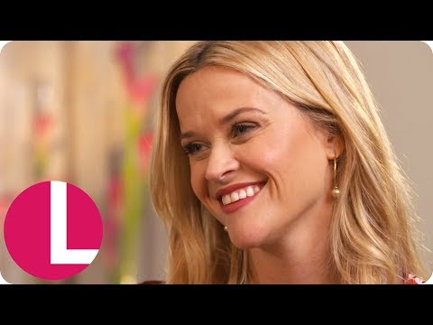 Reese Witherspoon Passionately Speaks About Roles for Women | Lorraine