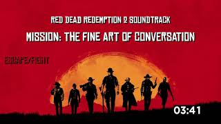 The Fine Art Of Conversation | Red Dead Redemption 2 Soundtrack