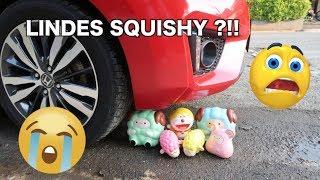 SQUISHY DARES! LINDES SQUISHY :( begini jadinya...