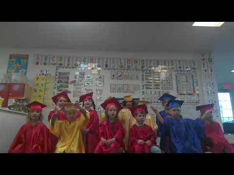 The Play School at Arbor Village Graduation 2020