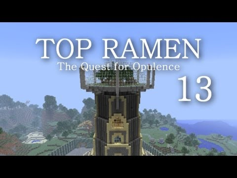 Top Ramen w/ Agent Baron and Omble Ep13: Final Explorations and Redecorations