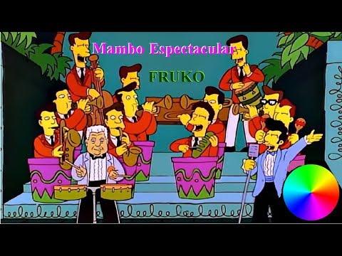 FRUKO Mambo  E S P E C T A C U L A R !!!!!!!!!!!!! Disco Completo.....