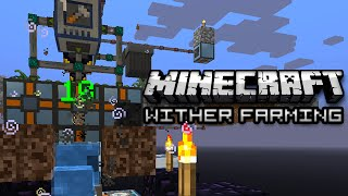 Minecraft: Automatic Wither Killing