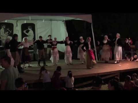 Greek Food Fest In Tallahassee 10/11/13