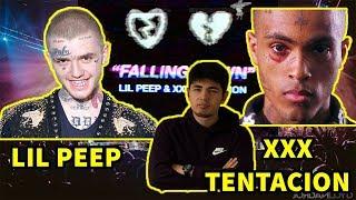XXXTENTACION & LIL PEEP - FALLING DOWN TÜRKÇE ALTYAZILI REACTION!!