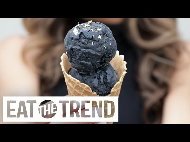 Is the charcoal food trend dangerous? | MNN - Mother Nature
