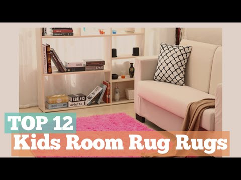 Top 12 Kids Room Rugs // Kids Room Decor