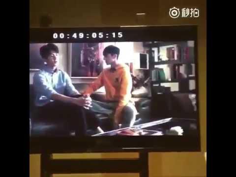 Oh Sehun-EXO scenes cut in I Love Catman.