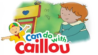 Caillou: Caillou Teaches Rosie About Bugs thumbnail