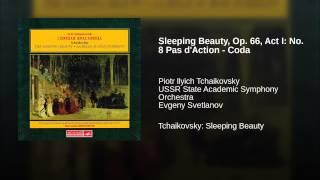 Sleeping Beauty, Op. 66, Act I: No. 8 Pas d