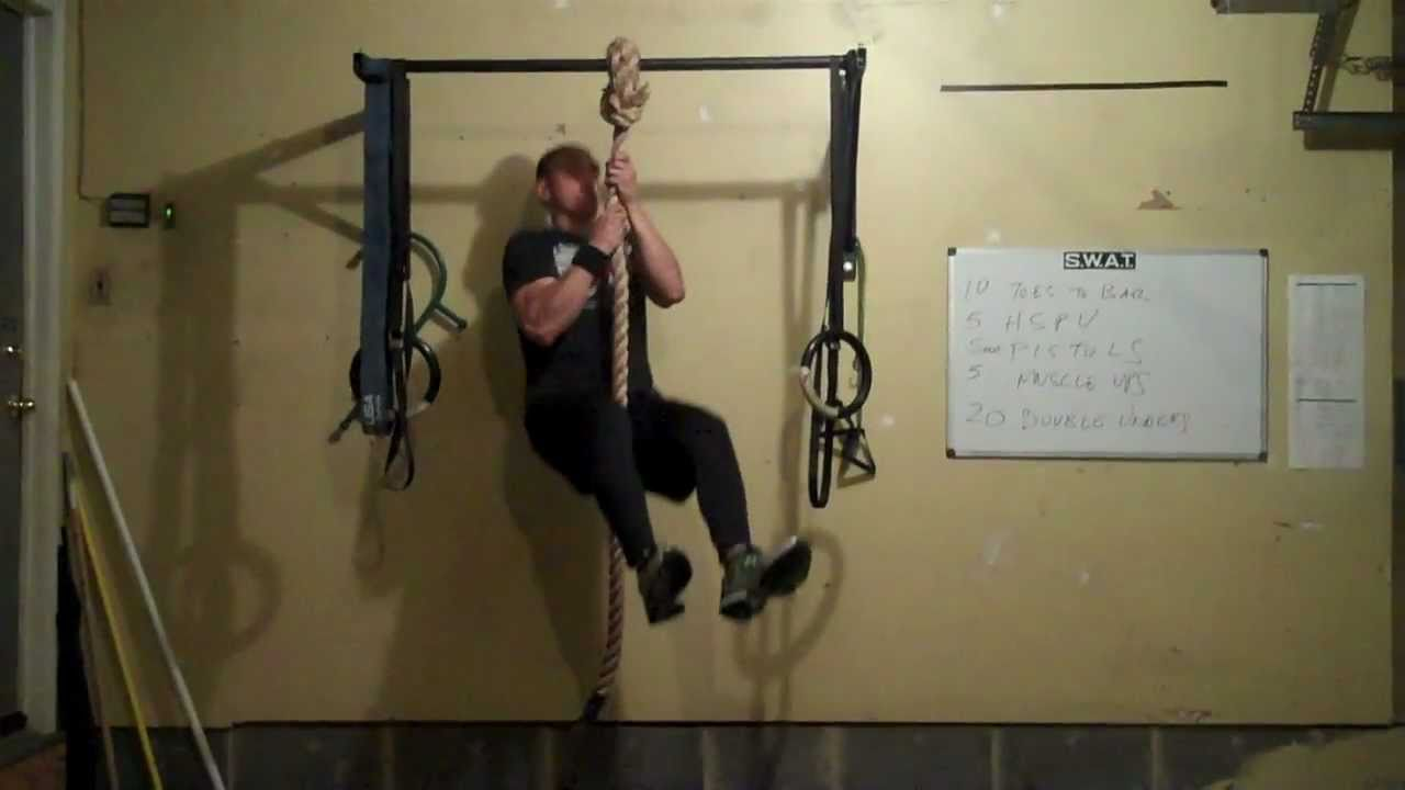 S w a t muscle ups and rope climbs youtube