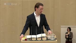 Nationalratssitzung vom 01.03.2018 | ORF3