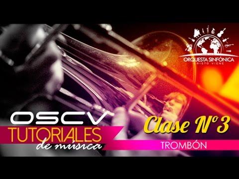 Tutorial trombón clase nro 03