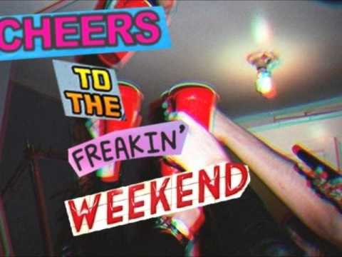 Cheers to the freakin weekend drink to that vs Clubbin Rihanna Marques Houston remix Mashup
