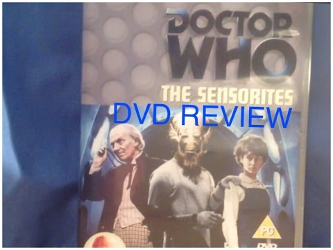 Doctor Who: The Sensorites DVD Review