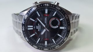 cASIO EDIFICE EFV-C100D-1A. Обзор\Review