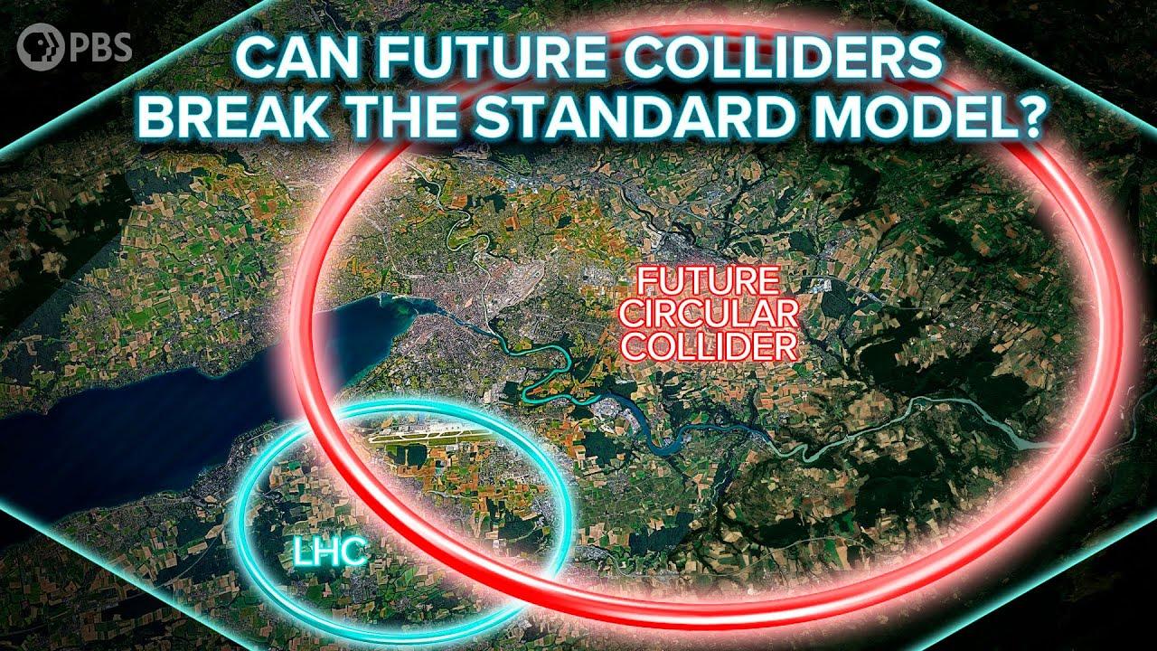 Can Future Colliders Break the Standard Model?