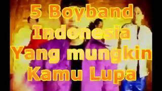 5 Boyband KEREN di tahun 90 an