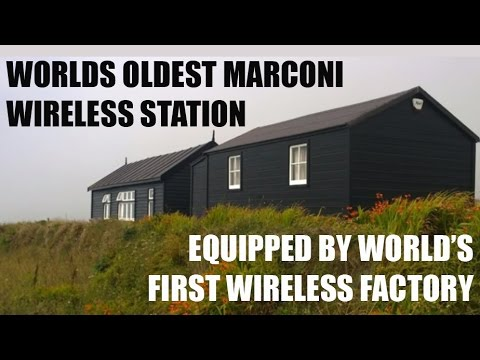 CRHnews - Marconi Lizard Wireless Equipment Made At Hall Street, Chelmsford
