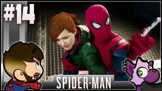 Spider-Man PS4   #14 Cabreamos a MJ + la razón por la que rompieron - Español