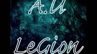 【A.U_LeGion】《TSF》噴血特效