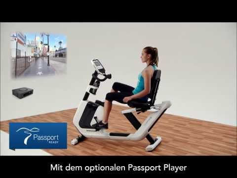 "Video: Horizon Fitness® Halbliege-Ergometer ""Comfort Ri"""