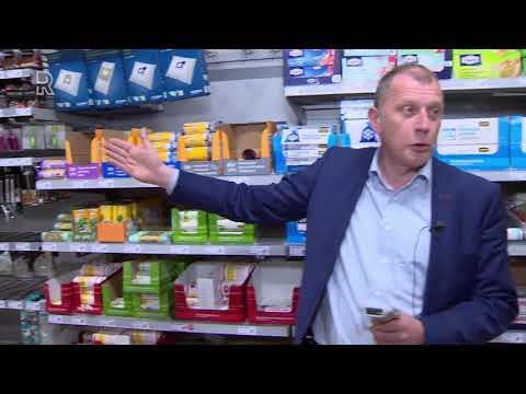 Strenge regels in supermarkten: 'Dit is het nieuwe normaal'