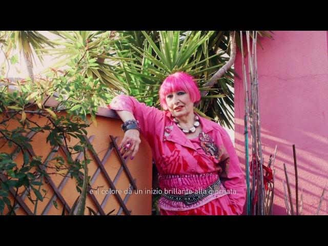 MAISON VALENTINO IN COLLABORATION WITH ZANDRA RHODES