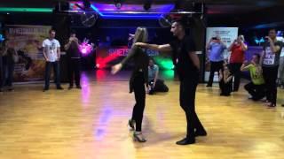 Svjetski dan plesa 2016 - Day 2 - Bachata - Dejan & Sanja - Music