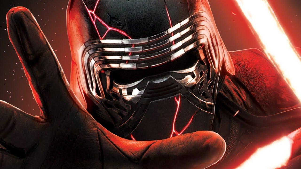 The Real Reason Kylo Ren Repairs His Helmet In Rise Of Skywalker Youtube