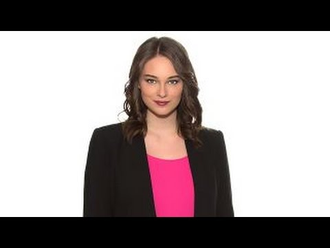 5be9503812a7 Plus-Size Model Jennie Runk on Her H&M Swimwear Campaign - YouTube