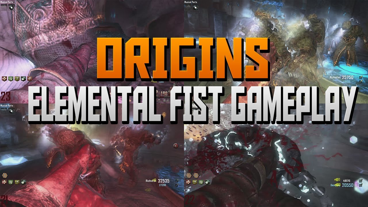 how to get fists in origins