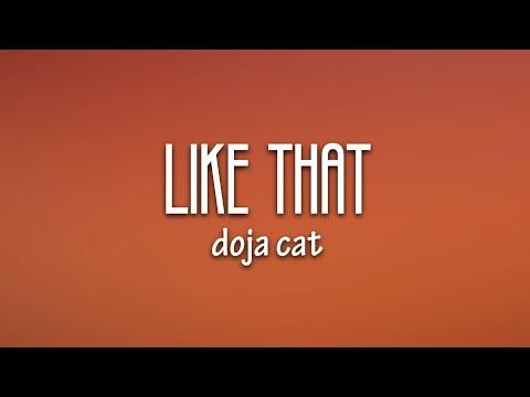 Doja Cat – Like That (Lyrics) ft. Gucci Mane
