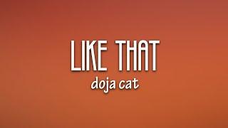 Gambar cover Doja Cat - Like That (Lyrics) ft. Gucci Mane