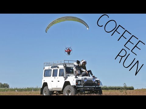 Flying To A Coffee Shop - Iceland Pt. 6