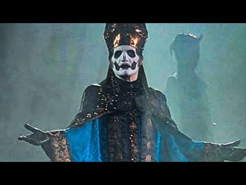 Ghost Introduces Papa Emeritus IV In Dramatic Reveal
