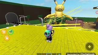 Deel 2 /a very hungry pikachu /Roblox