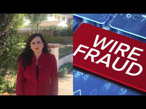What is Wire Fraud in the RealEstate Industry by Elizabeth Castillo Ep 6