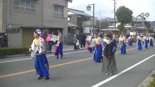 第114回赤穂義士祭【忠臣蔵パレード】でえしょん② thumbnail