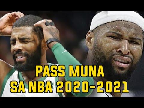 WHY NBA SUPERSTARS QUIT SEASON 2020-2021 ???
