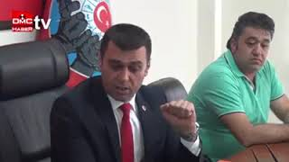 Belediye-İş Sendikası Niğde Şube Başkanıı Yusuf Karaca Kıdem Tazminatı
