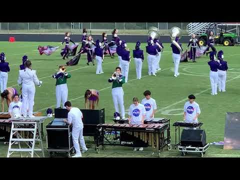 James River High School Marching Band 9/28/2019 at Goochland High School