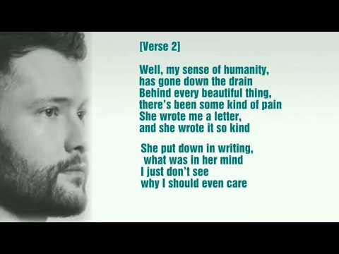 """Calum Scott   """"Not Dark Yet"""" -  HD Lyrics"""