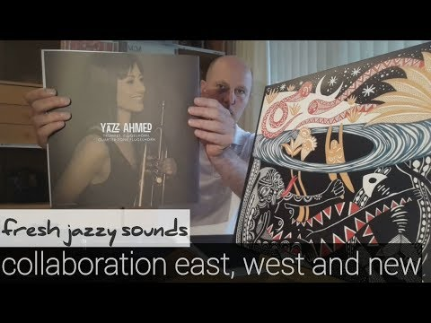Fresh Jazzy Sounds - COLLABORATION EAST & WEST - Ep. 22 - Vinyl Community #73