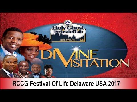 RCCG FESTIVAL OF LIFE DELAWARE USA 2017