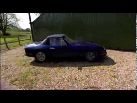 Throttle Back Friday - Enter The TVR S