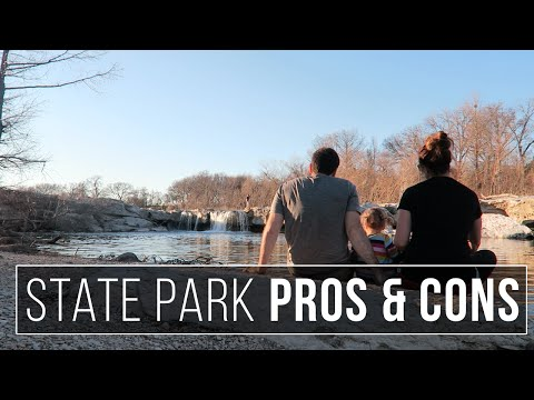State Park Camping Pros/Cons - McKinney Falls State Park