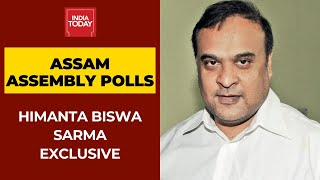 Himanta Biswa Sarma Exclusive On BJP's Prospects In Assam Assembly Polls, CM Post & More