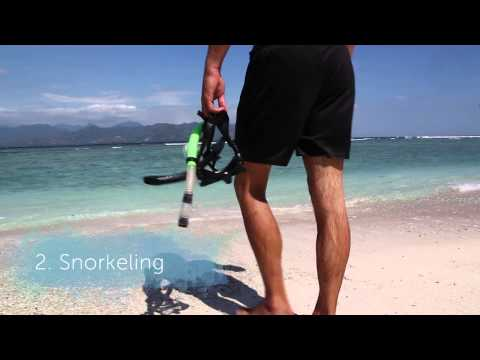 The Insider's Guide to Gili Trawangan: Water Activities