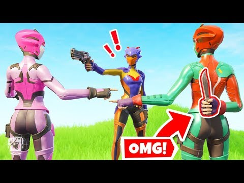 WHICH SINGULARITY IS THE KILLER?! (Fortnite Murder Mystery)